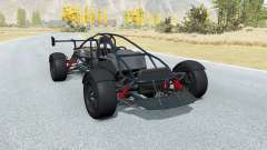 Civetta Bolide Track Toy v2.2 para BeamNG Drive