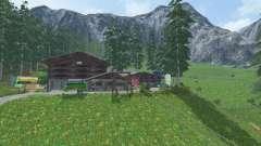 Tyrolean Alps v1.2 para Farming Simulator 2015