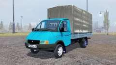 GAZ 3302 Gacela v2.0 para Farming Simulator 2013