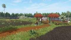 Sitio Recanto Dos Coqueiros para Farming Simulator 2017