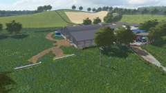 Buscot Park v1.2.1 para Farming Simulator 2017