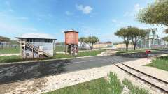 Southern Cross Station para Farming Simulator 2017
