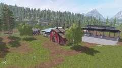 Montana - Black Mountain v2.0 para Farming Simulator 2017