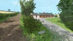 Coldborough Park Farm v1.3 para Farming Simulator 2015