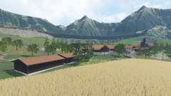 Alpental Forest Extreme v1.4 para Farming Simulator 2015