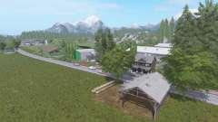 Woodshire v2.1 para Farming Simulator 2017