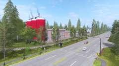 Pine Cove RUS para Farming Simulator 2017