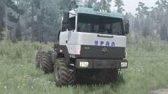 Ural 44202-3511-80 v2.0 para MudRunner