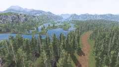 Pacific Inlet Logging v2.2 para Farming Simulator 2017