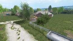Warminska Village v1.1 para Farming Simulator 2015