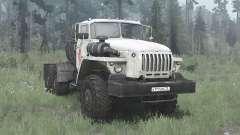 Ural 44202-41 para MudRunner
