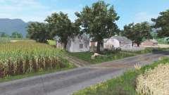 Tibijska Wies para Farming Simulator 2017
