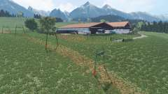 Walchen v1.1 para Farming Simulator 2015
