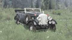Mercedes-Benz G4 (W31) 1938 para MudRunner