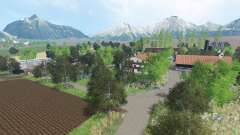 Ammergauer Alpen v2.2 para Farming Simulator 2015