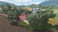 Fazenda Baixa Verde para Farming Simulator 2017