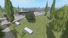 Plains and Simple para Farming Simulator 2017