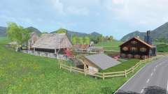 Under The Hill v3.0 para Farming Simulator 2015
