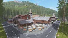 Tyrolean High Mountains v2.0 para Farming Simulator 2017