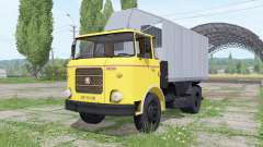Skoda-LIAZ 706 animation parts para Farming Simulator 2017