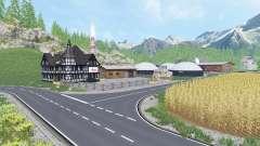 Alpental Forest Extreme v1.2 para Farming Simulator 2015