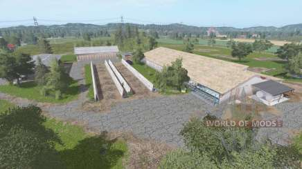 Gorzkowa v3.1 para Farming Simulator 2017