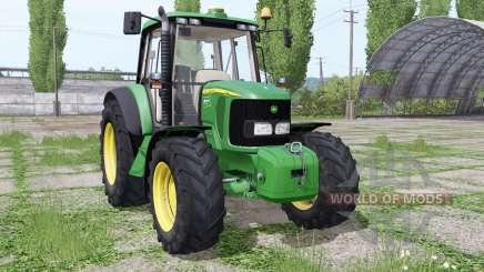 John Deere 6420 v5.0 para Farming Simulator 2017