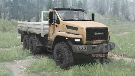 Ural Siguiente (4320-6951-70) 2015 para MudRunner