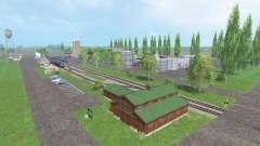 Agrarland West para Farming Simulator 2015