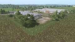 PGR Bruzda v1.1 para Farming Simulator 2017