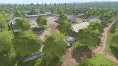 El pueblo de Molokovo v1.8.6 para Farming Simulator 2017