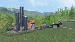 Bergmoor v1.1 para Farming Simulator 2015