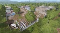 El pueblo de Molokovo v1.7.9 para Farming Simulator 2017