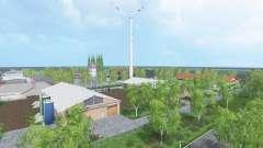 Unna District v4.0 para Farming Simulator 2015