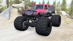 CRD Monster Truck