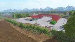 Kcender Valley para Farming Simulator 2017