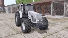 Valtra T163 grey para Farming Simulator 2017