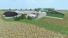 Grossgarnstadt v0.98 para Farming Simulator 2015