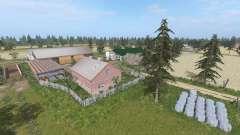 Bieradzka Wies para Farming Simulator 2017