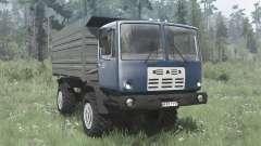 KAZ 4540 Cólquida azul para MudRunner