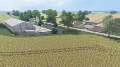 Rozbalit Bantikow v1.1 para Farming Simulator 2015