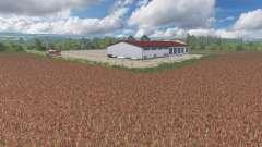 Im Osten Deutschlands para Farming Simulator 2017