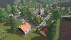 Somewhere in Nowhere v1.2 para Farming Simulator 2017