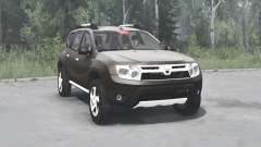 Dacia Duster 2010 para MudRunner