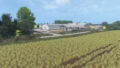 Bantikow realistic textures para Farming Simulator 2015
