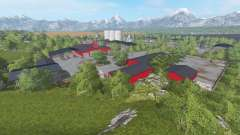 Rattlesnake Valley v3.0 para Farming Simulator 2017