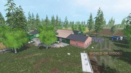 El norte de Alemania v1.2 para Farming Simulator 2015
