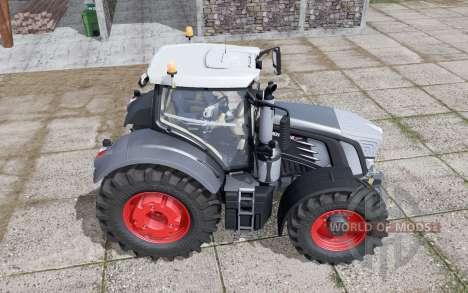 Fendt 936 Vario black befuty v1.1.2.1 para Farming Simulator 2017