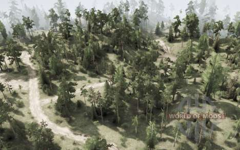 Out There para Spintires MudRunner