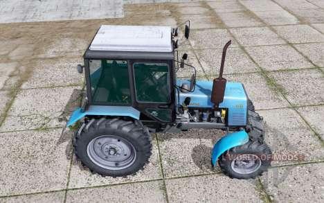 Belarús MTZ 1025 luz de trabajo para Farming Simulator 2017